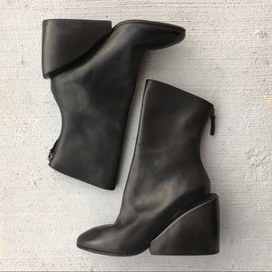 Marsèll Massiccia Wedge Ankle Boots